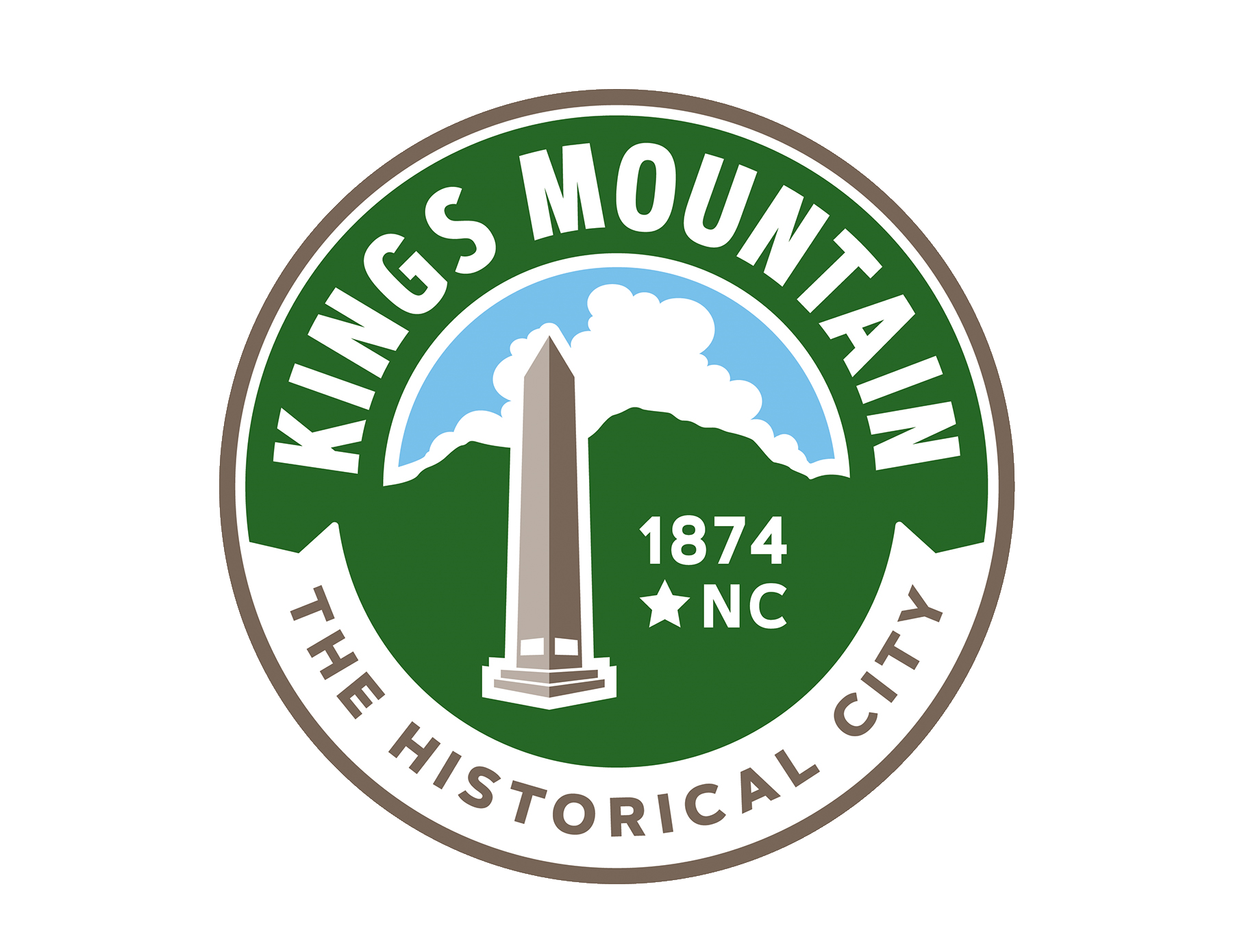 Kings Mountain Seal