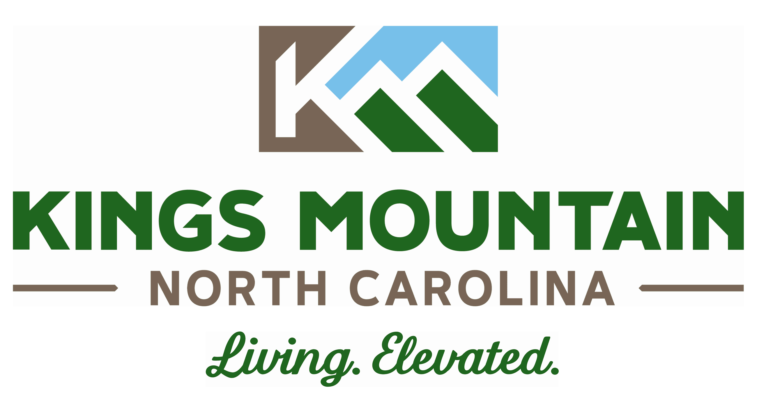 KingsMountain Logo_Stacked-Living