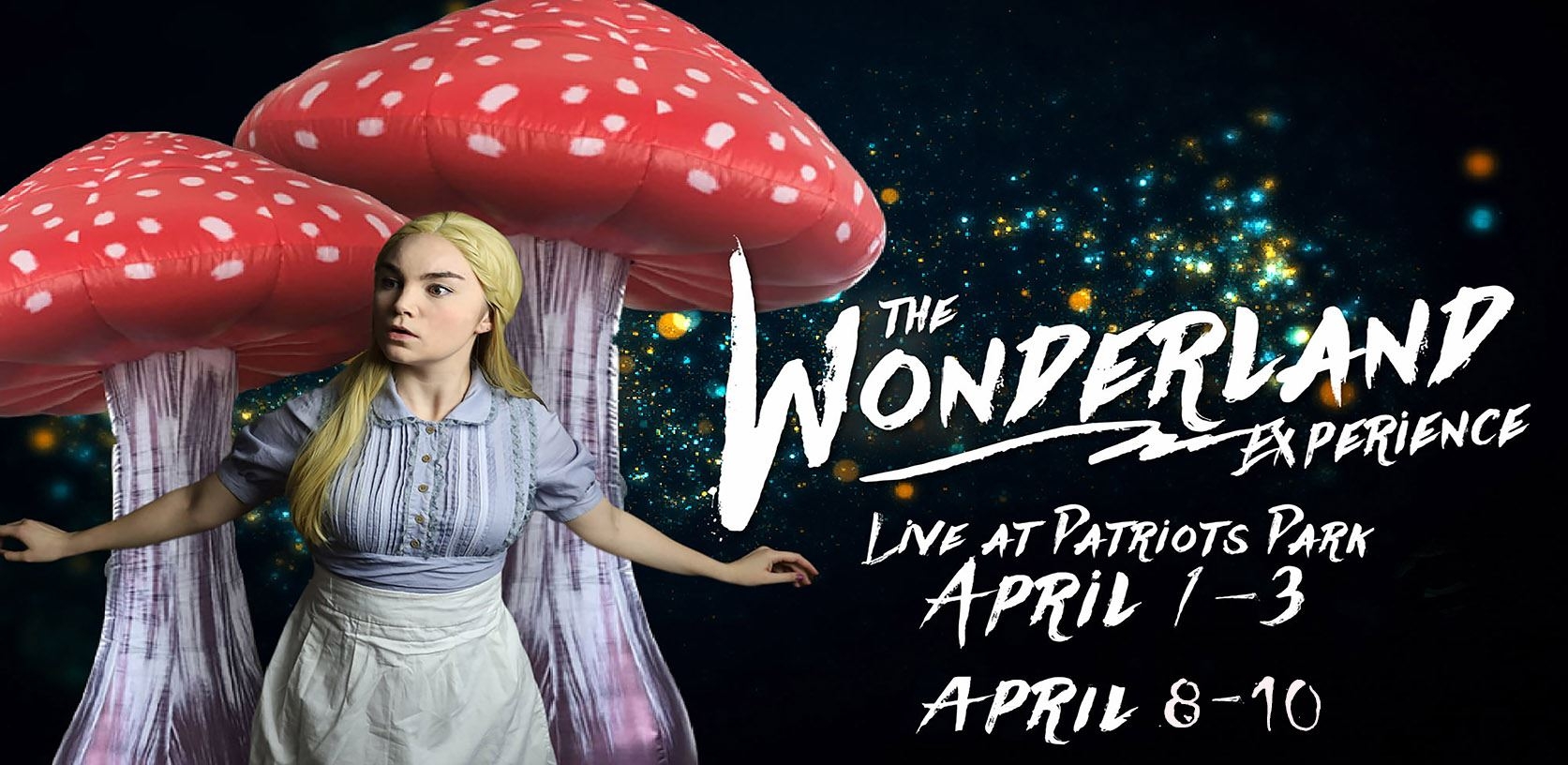 The Wonderland Experience Web Banner-KM Web-Site